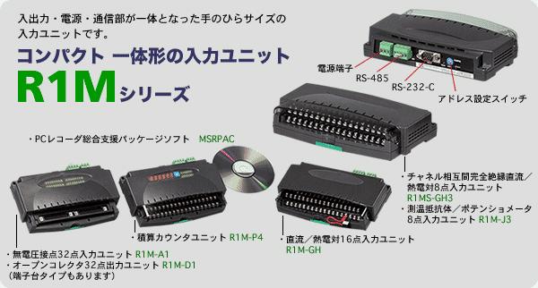 R1Mシリーズ
